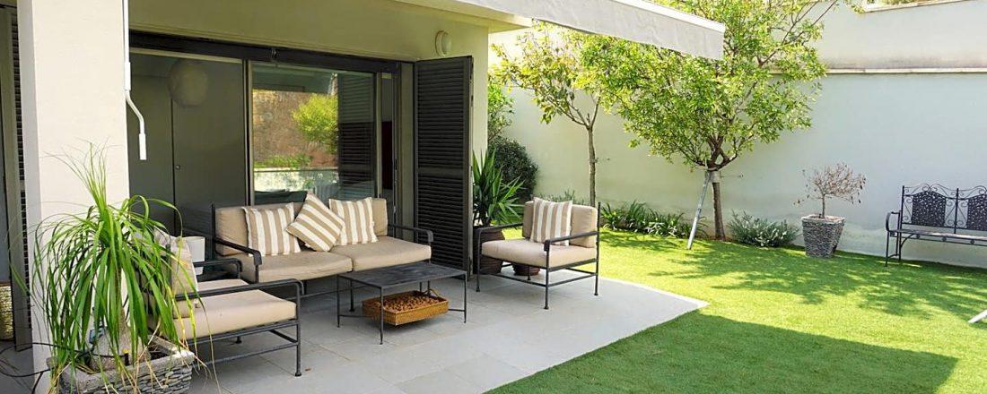 sube la demanda de pisos con espacio abierto como jardín, balcón, amplia terraza y áticos.