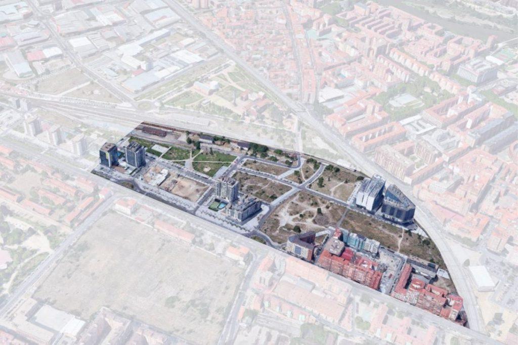 Proyecto plaza ciudad de comunicación